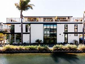 This, Contemporary, House, In, Venice, Beach, Is, A, Design