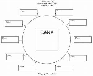 table assignment template google search wedding With table placement template