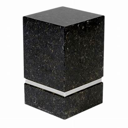 Granite Verde Nostra Urn Urns Silver Cremation