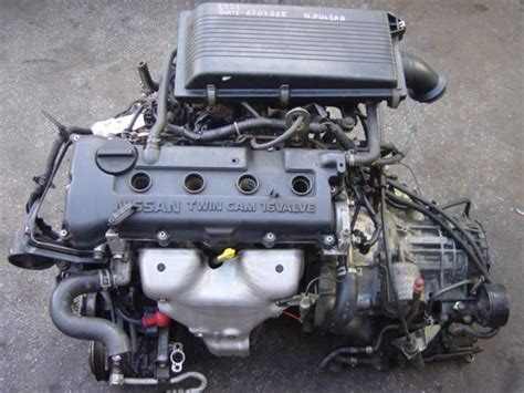 Nissan Sunny/ Sentra, Engine