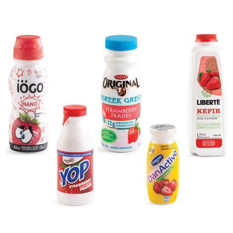 quel est le meilleur de cuisine quel est le meilleur yogourt à boire nutrition