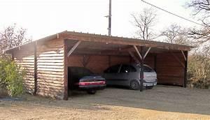 comment construire un garage en ossature bois myqtocom With construire garage en bois