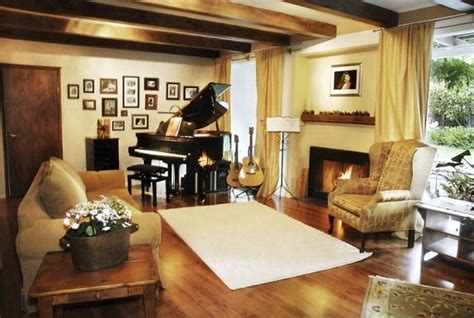 images  grand piano room  library