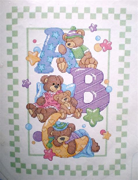 cross stitch quilt kits 8 best baby quilts images on punto croce