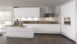 Küche Weiss Modern : design einbauk che ayda weiss k chen quelle ~ Sanjose-hotels-ca.com Haus und Dekorationen