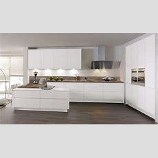 Designeinbauküche Wermona 6675weiss  Küchen Quelle