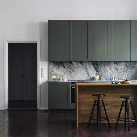 gray kitchen cabinets pin by absideri on interiors kitchens in 2018 3641