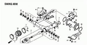Honda 500 Foreman Swing Arm Parts Diagram  Honda  Auto Wiring Diagram