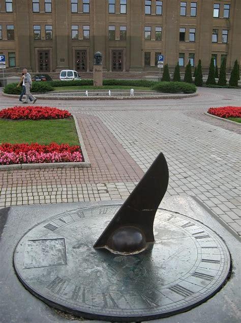 Saules pulksteņi Latvijā - Spoki - bildes 2