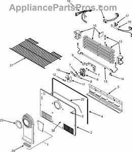 Parts For Magic Chef Ctf1826arw  Freezer Compartment Parts