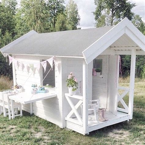 outdoor playhouses mommo design