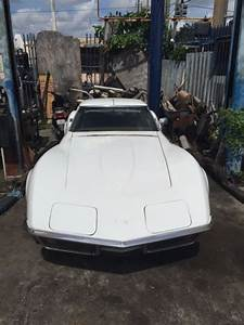 1972 Chevy Corvette 4 Speed Manual Transmission Project