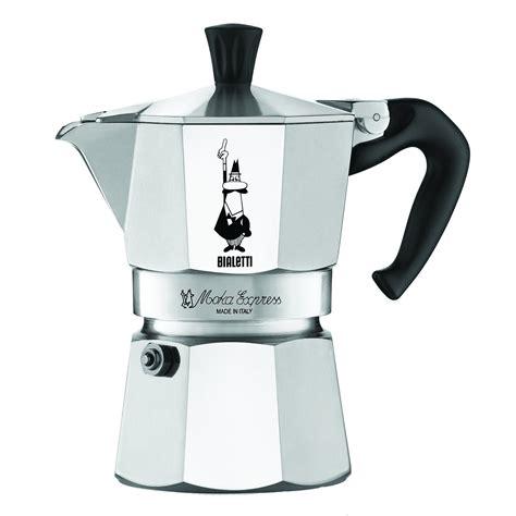 Great bialetti 3 cup espresso machine. Bialetti Moka Express 3 Cup Stovetop Espresso Maker - Espresso Planet - Espresso Planet Canada
