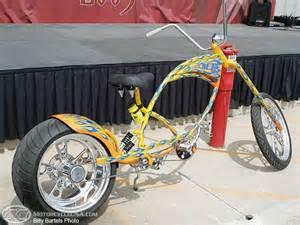 Custom Chopper Fat Tire Cruiser Bike