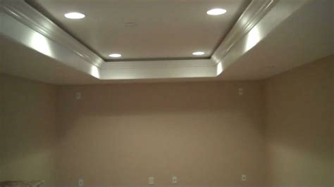 tray ceiling lighting modern ceiling design the solution for the tray ceiling