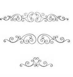 scrolls gifs images scroll design decorative