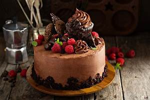Chocolate Raspberry Cake 5k, HD Food, 4k Wallpapers, Images, Backgrounds, Photos and Pictures