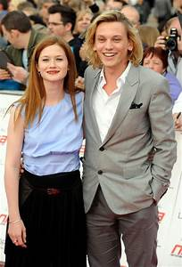 Bonnie Wright Jamie Campbell Bower Photos National Movie