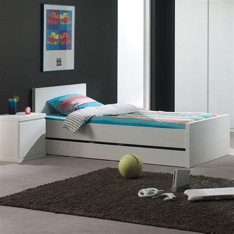 chambres enfants chambre enfant complete blanche laque lorene zd3 ch e c