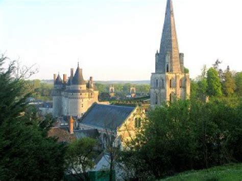 Langeais In The Loire Valley