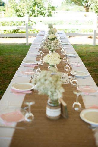 16 diy wedding table runner ideas runners 16 and wedding
