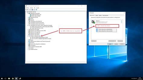 No Sound On Laptop Windows 10 Fix Hdmi Sound Not Working In Windows 10 User Testified