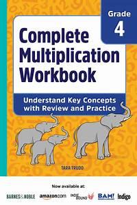Complete Multiplication Workbook In 2020