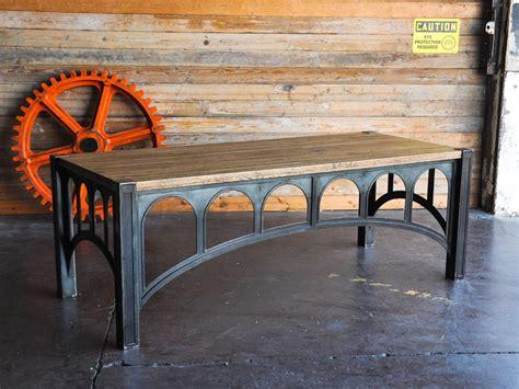 industrial style furniture vintage industrial crank table designs crank up your decor Vintage