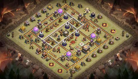 th10 th11 base layouts clash 7 th8 5 th9 5 th10 5 war base designs 2017 attackia th10