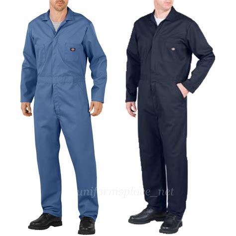mechanic jumpsuit dickies coveralls mens sleeve mechanic coveralls 4861