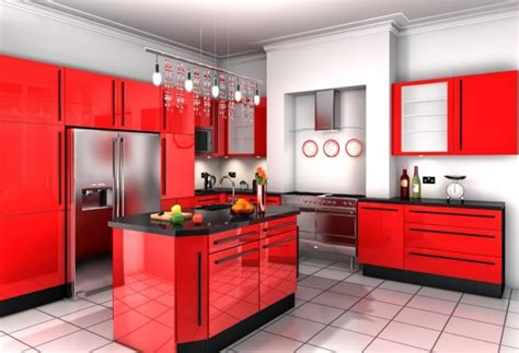 Red And Black Kitchen Decor Ideas Wpxsinfo Kcr