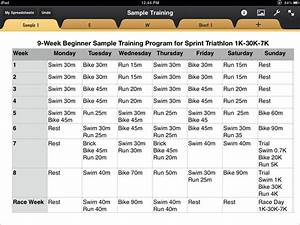 pinoy triathlon sample training plan With triathlon training calendar template