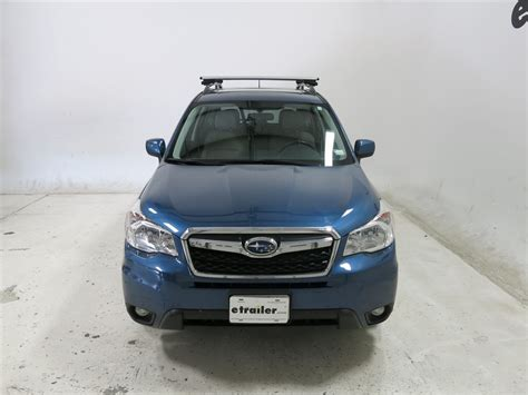 subaru forester roof rack thule roof rack for subaru forester 2014 etrailer
