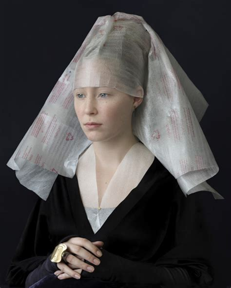 Suzanne Jongmans Reinterprets 16th And 17th Century