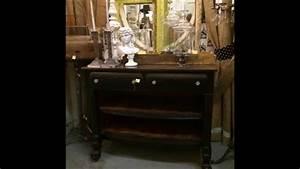 We Repurposed An Old Oak Dresser Into A Beautiful Buffet