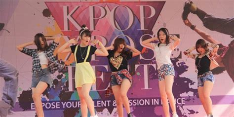 pop expose fest tampilkan bibit muda dancer indonesia