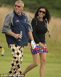John Daly's fiancee battles to get his ex-wife's lawsuit ...