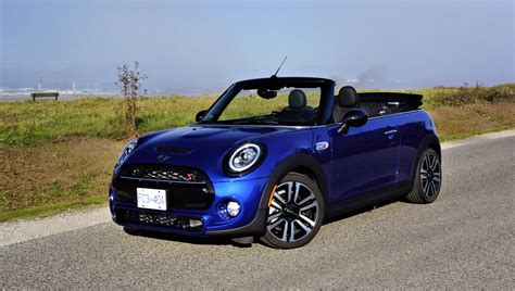 Mini Cooper Blue Edition 2019 by 2019 Mini Cooper S Convertible The Car Magazine