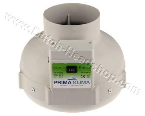 high capacity extractor fan extractor fan tubular 2 positions 360m3 prima klima en