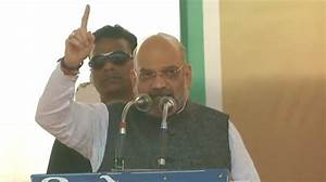 Congress encourages Naxalism: Amit Shah