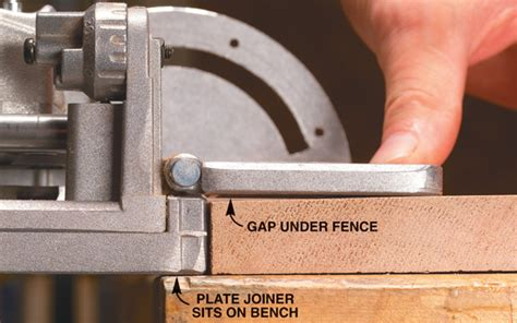 aw extra  plate joiner tips  techniques