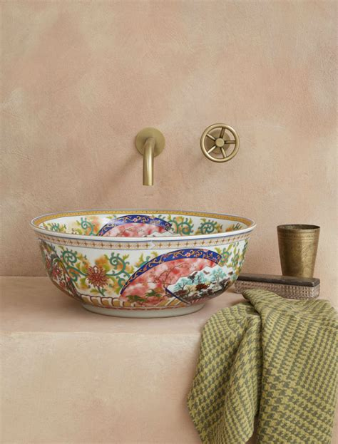 These Handmade Porcelain Basins Are Synonymous With Art ...