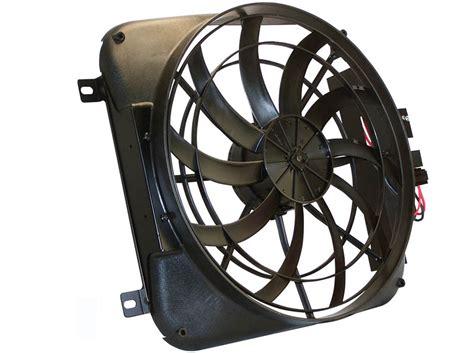 mustang radiator fan not working classic mustang electric fan conversion free shipping 100