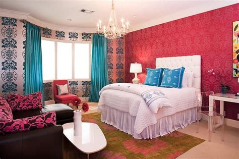 color schemes for teenage girl bedrooms 2013