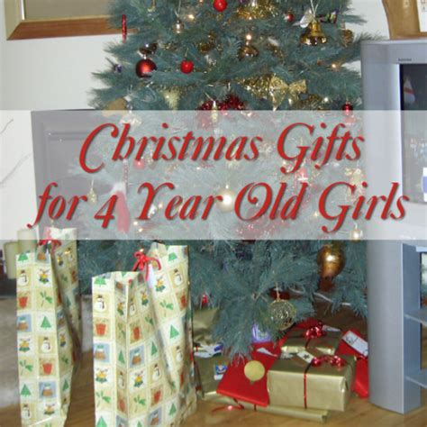 Top Gifts For 4 Year Old Girls To Enjoy This Christmas