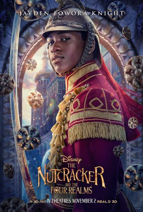 eugenio derbez in nutcracker nutcracker and the four realms character posters released