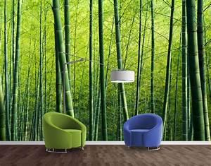 Eigenes Foto Als Fototapete : vlies fototapete tapete bambuswald foto tapeten ~ Articles-book.com Haus und Dekorationen