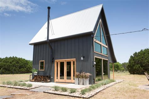 prairie style home fixer a modern cabin for jimmy don a special