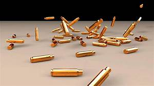 Bullet Shell Dropping Cinema 4D - YouTube