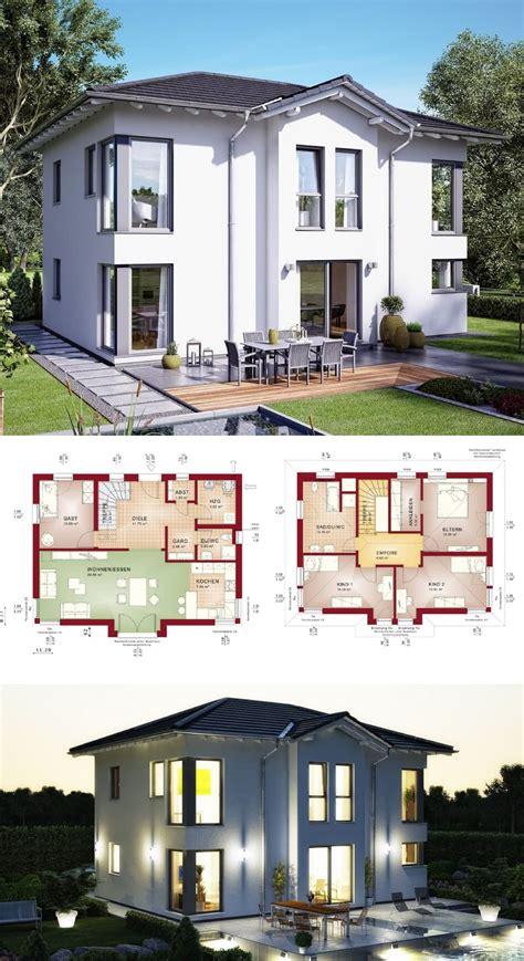 Moderne Häuser Walmdach by Stadtvilla Modern Haus Evolution 148 V3 Bien Zenker